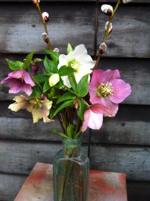 in a vase 002